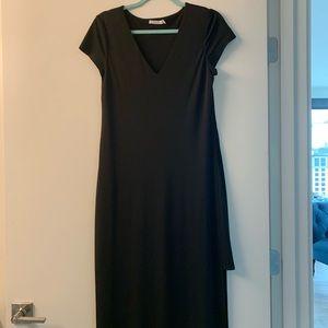 Bailey 44 Maxi Dress W/Slit from Anthropologie